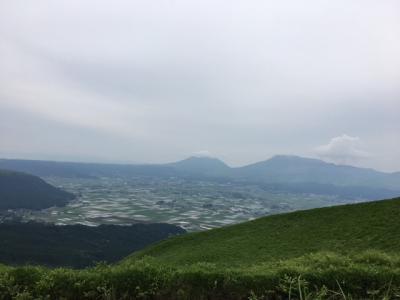 別府から阿蘇へ  初めての大分旅行3日目