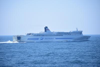 新日本海フェリー(舞鶴→小樽)はまなす乗船記2