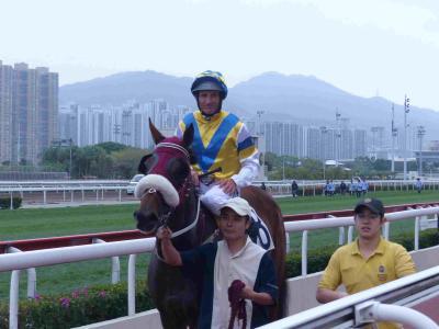 2018年3月休暇 今年のベトナムリゾートはクイニョンに決めた♪ 10 香港で競馬を見る Hong Kong