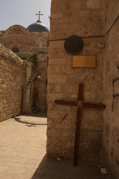 イスラエル&ヨルダン4'' エルサレム旧市街散策