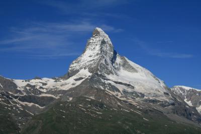 ツェルマットお薦めコース、逆さマッターホルンを楽しめる3湖巡りハイキング(1)