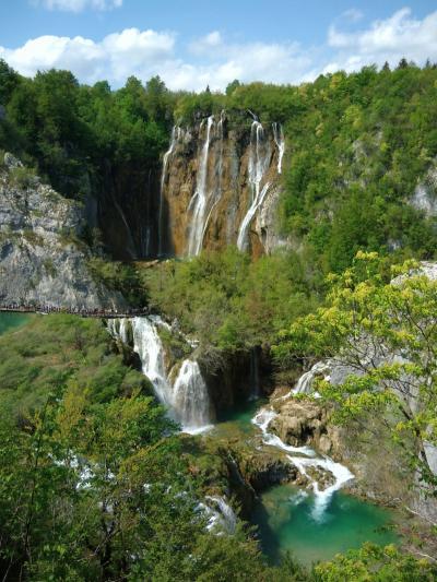 実は見どころ満載のクロアチア 2018GW:04/30 期待を裏切らないブリトゥヴィツェ国立公園,水の楽園ラストケ