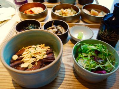 ソウル・街角 ・食べた<幻の限定韓牛ブランド丼・聖水洞&COEXでカフェ巡り・タッカンマリと土俗村・三清洞のブックスクックス等>