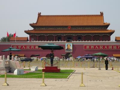婚姻三十周年記念的中国旅游