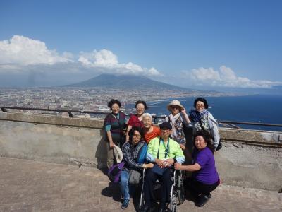 日本バディケア協会イタリア実習旅行