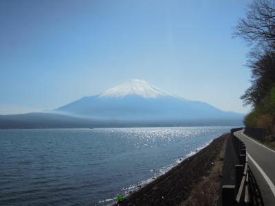 2018.4 山梨 -1日目/富士山・富士五湖(河口湖・山中湖)・忍野八海-