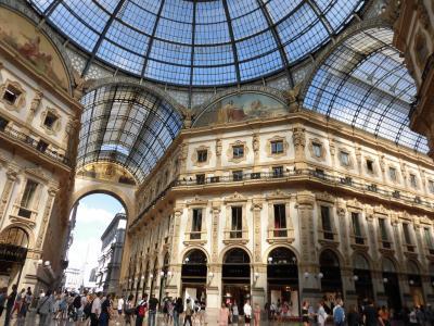 今年はミラノ・ヴェネツィア 今回はマジで掏られました・・・1