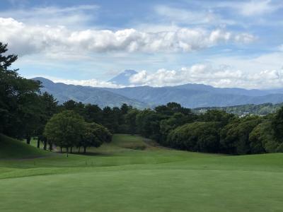 週末恒例の伊東温泉ゴルフ旅行