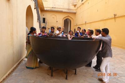 ムガル帝国と本場カレーを求めて インドへ GO ‼  (後編)
