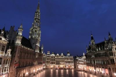 2018年6月 オランダ・ベルギー・ドイツの旅(5) グラン・プラスとブリュッセル街歩き
