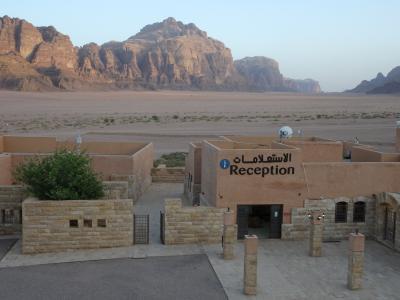4年振りのヨルダン・1年振りのイスラエル ④ Wadi Rumキャンプ到着