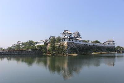 ぐるり四国③   今治城と松山城