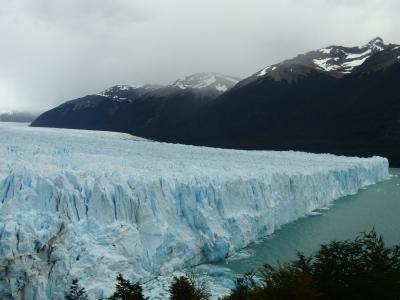 2018冬南米5か国の旅④ペリトモレノ氷河ツアー&パイネ国立公園一日バスツアー