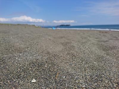 30年ぶり?江ノ島