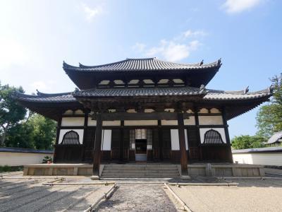 2018.6大阪出張2-東大寺戒壇堂,塔頭指図堂,三月堂,二月堂とめぐる