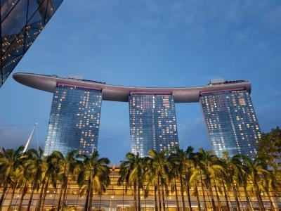 初シンガポール弾丸