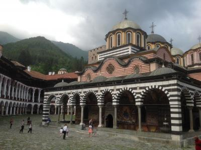ブルガリア・ルーマニア やさぐれ一人旅 16日間 【その3】リラへの道