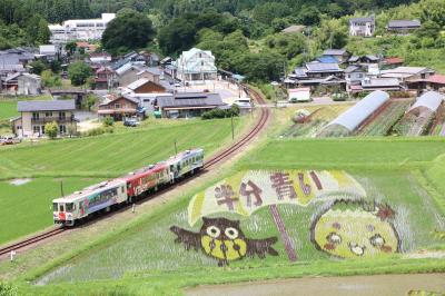 今、明知鉄道が面白い!『半分、青い』の舞台へ撮り鉄・乗り鉄の旅
