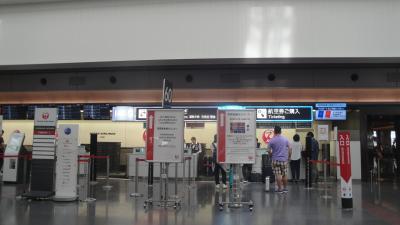 久しぶりの羽田空港(第一ターミナル)