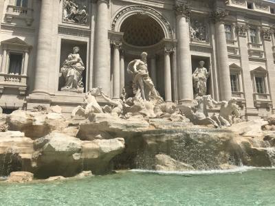2018 イタリア家族旅行 - Day 1- まずはローマ3泊4日