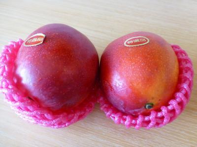 台北でマンゴー食べ比べ