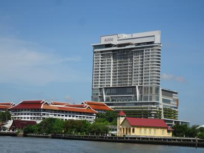 バンコクぷらり旅4(自由満喫4)アナンタラ リバーサイド バンコク リゾート