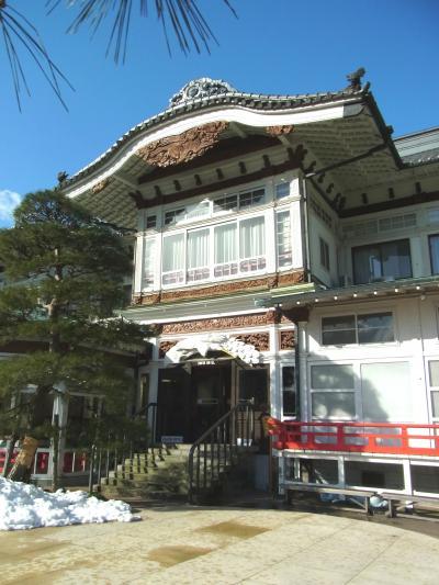 憧れの富士屋ホテル