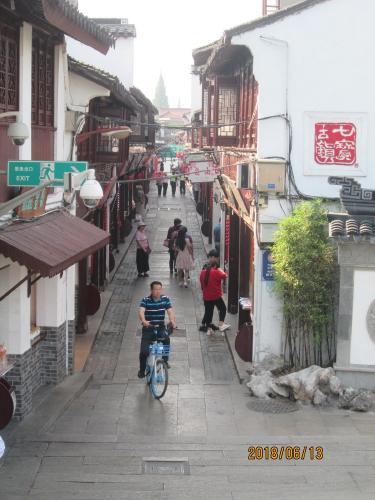 上海の七宝故鎮・2018年早朝