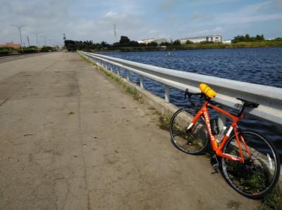 台湾自転車旅行 その1 桃園-新竹
