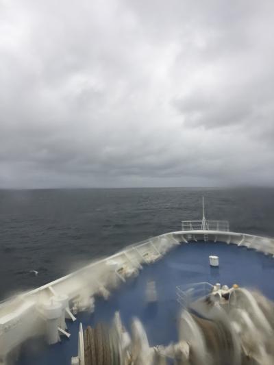 新日本海フェリー(舞鶴→小樽)はまなす乗船記3