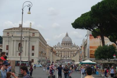 フィレンツェ、ローマの旅 4 バチカン