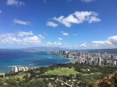 女一人で初ハワイに行ってみた