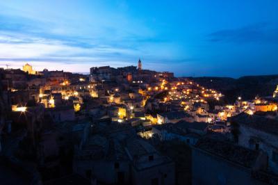 南イタリア中心に世界遺産を巡る旅 その4 マテーラ