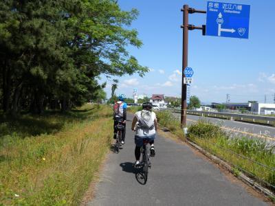 琵琶湖ウェルネスイベントに参加する!「琵琶湖自転車35km&堅田ウオーキング」編
