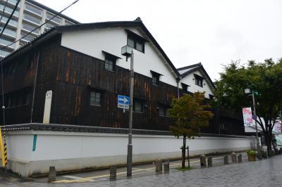清酒の郷~兵庫県・伊丹を歩く