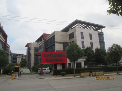 上海の松江宝勝国際財富中心・巨大モール・開業2013年
