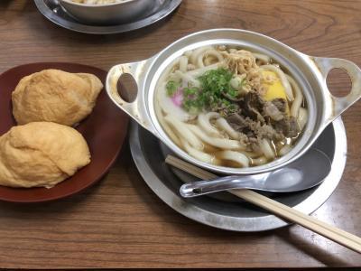 27日振りの松山またまた雨に祟られる・・・その1 ことりの鍋焼きうどん&フルーツパーラーMISHIMAでパフェ&松山城へ