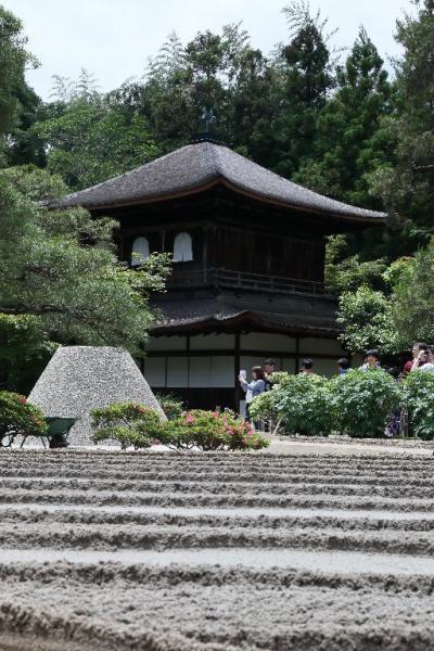 銀閣寺 (東山慈照寺) Ginkakuji Temple