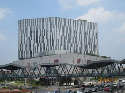上海の真北路近鉄城市広場・モール・開業2014年