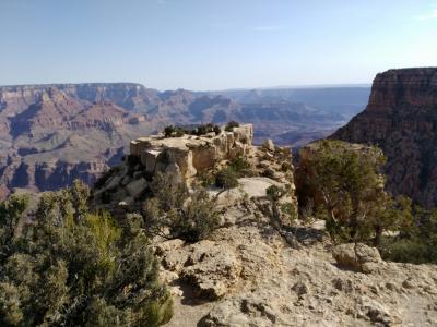 初老夫婦のアメリカ中西部国立公園巡り4200Kmドライブ旅行(第1日目)