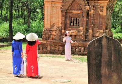 シニアのふれあい一人旅 IN ベトナムその2・ホイアン