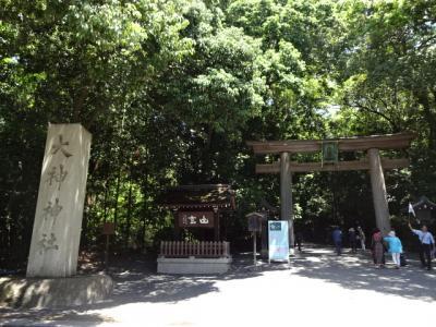 奈良 大神(おおみわ)神社へ