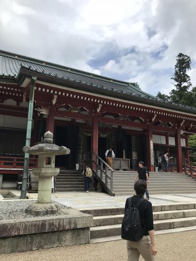 涼を求めて(?)比叡山延暦寺へ