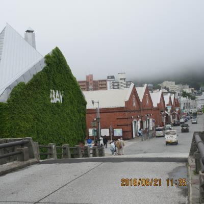 北海道:函館市内と湯の川温泉