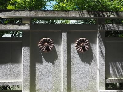 鎌倉宮 天皇自ら創建した唯一の神社 二十八歳で没した非業の最期の親王を祀る。身代わりになった 村上士に想う・・