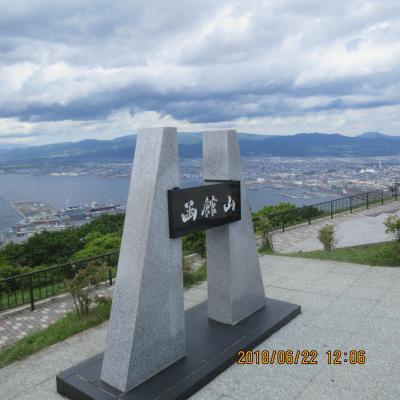 北海道:函館山から立待岬