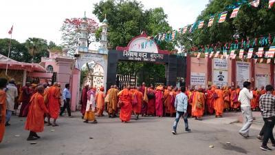 インドへの道(3回目)その2 アグラからブッダガヤ