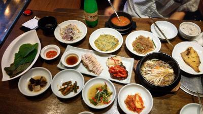 再び釜山へ。いつものエンゼルホテルで過ごします。