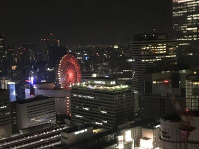 大阪で2つのホテルステイを楽しむ旅(前編)インターコンチネンタルホテル大阪