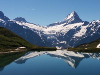 LaLaLa自由に楽しむシニア一人旅 スイス ドイツ ベニス (グリンデルワルト)